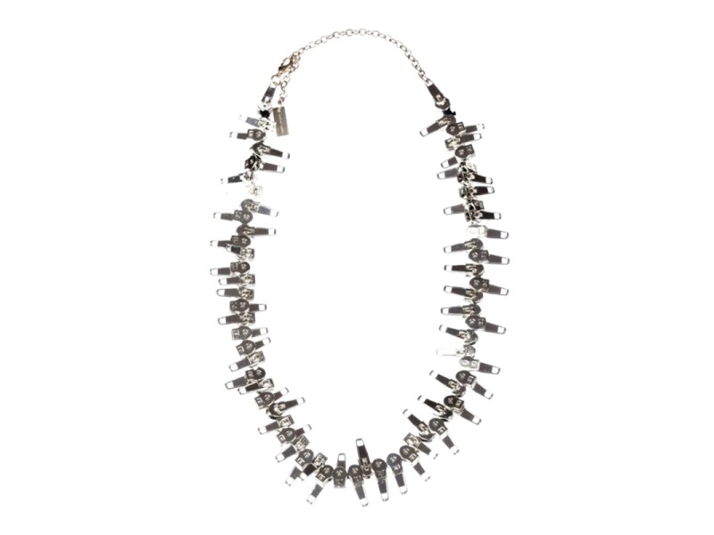 Marc Jacobs Zipper Necklace