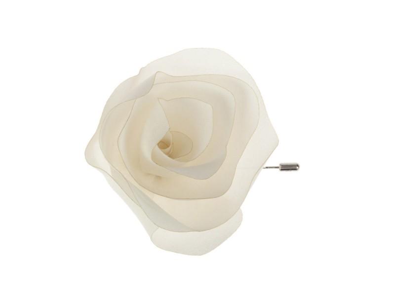 Phillip Lim Silk Flower Pin