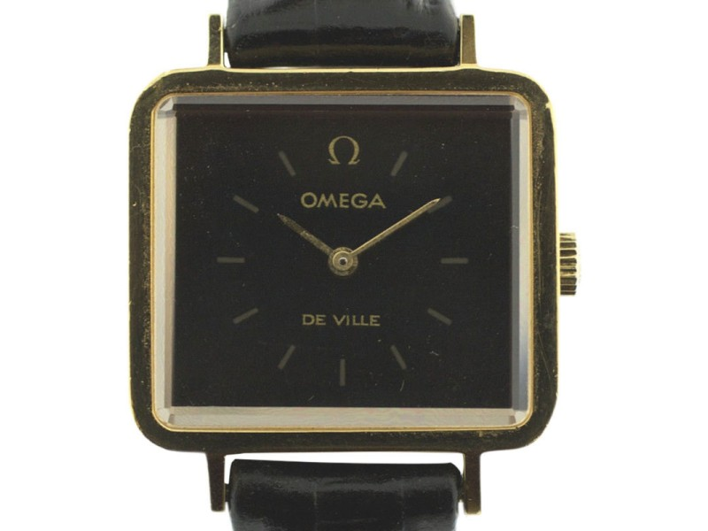Omega Deville Vintage 26mm Womens Watch