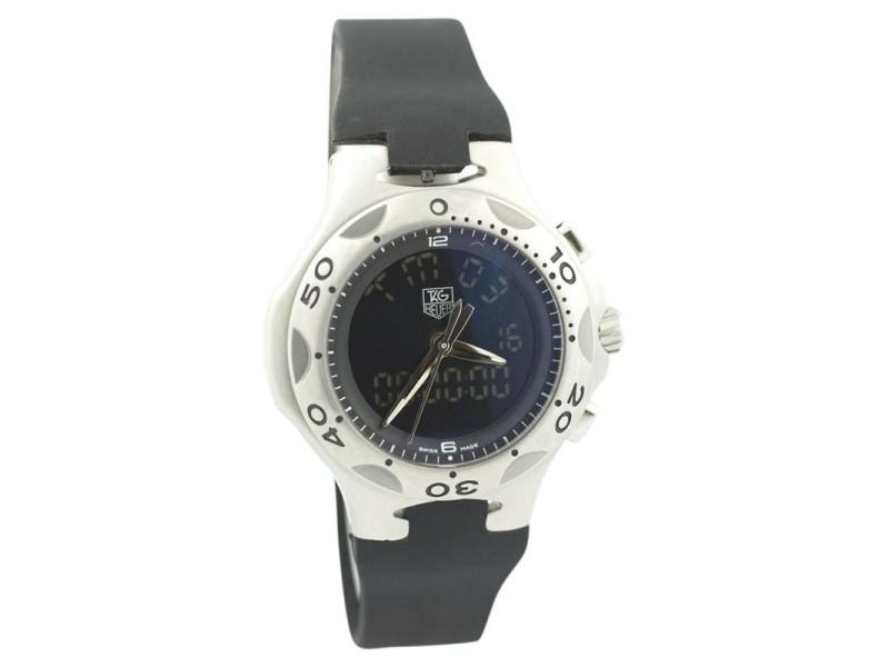 Tag Heuer Kirium CL111A 41mm Mens Watch