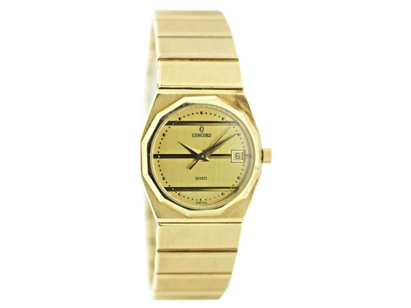 Concord 20.73.145 23mm Womens Watch