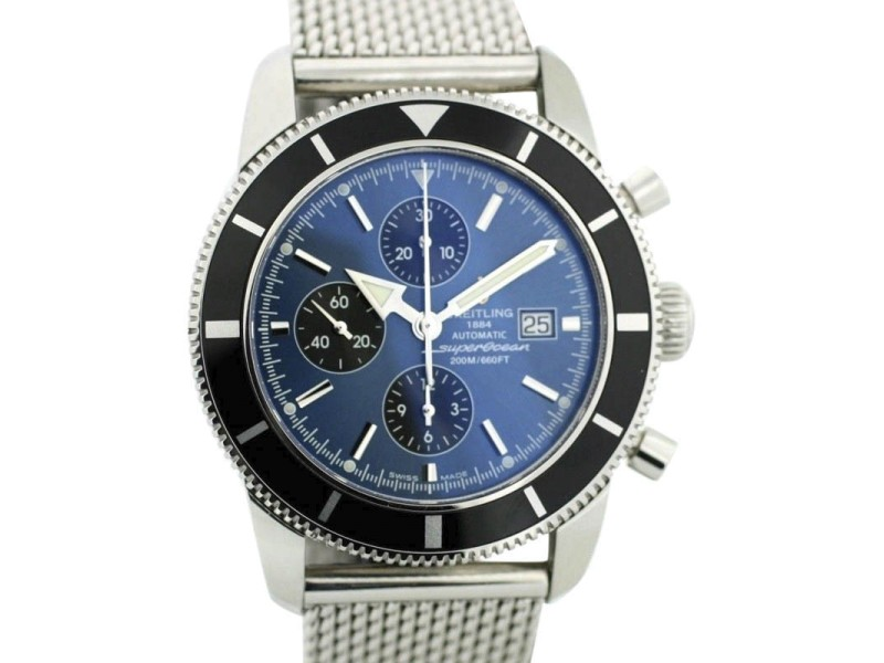 Breitling Superocean A13320 46mm Mens Watch