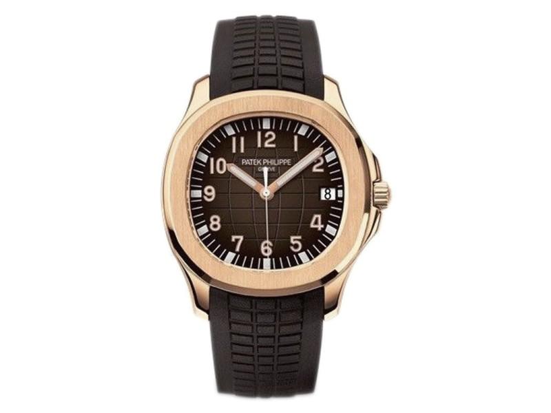 Patek Philippe Aquanaut 5167R-001 40mm Mens Watch