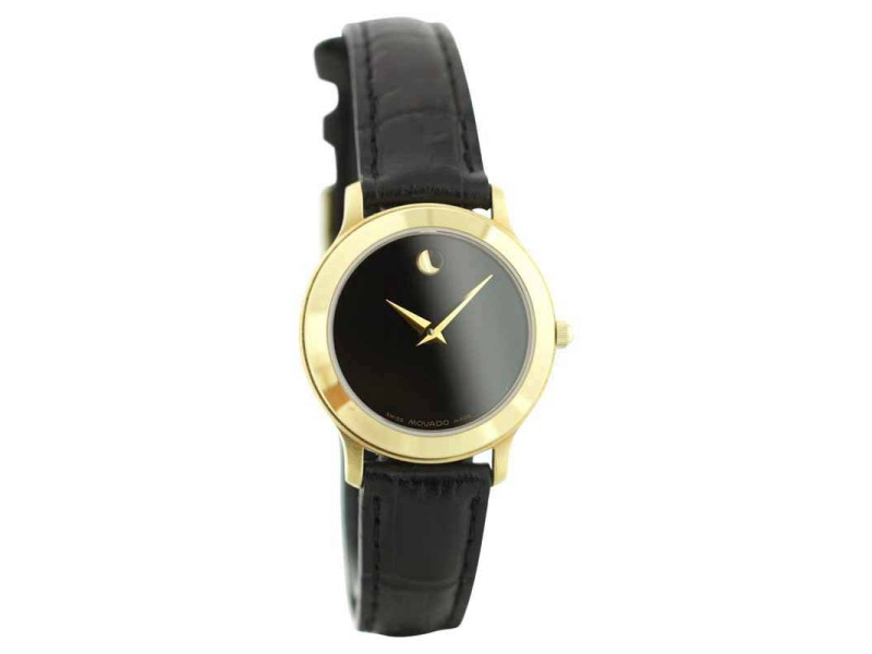 Movado Museum 87 E4 0814 26mm Womens Watch