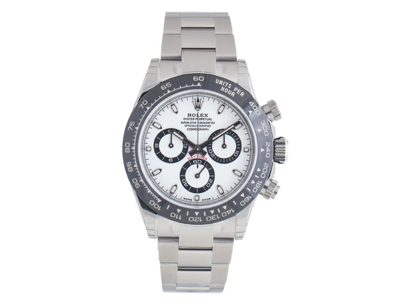 Rolex Cosmograph Daytona 116500 LN Ceramic Bezel Mens Watch