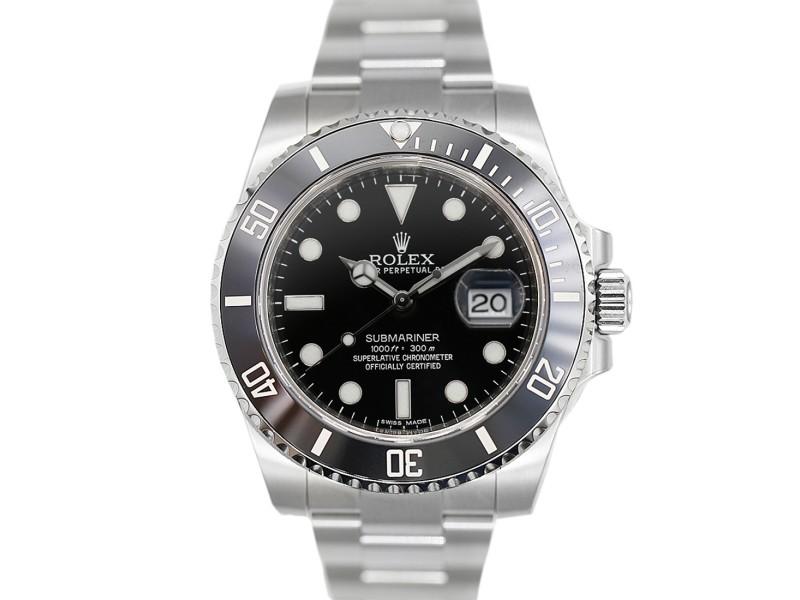 Rolex Submariner Date 116610LN 40mm Mens Watch