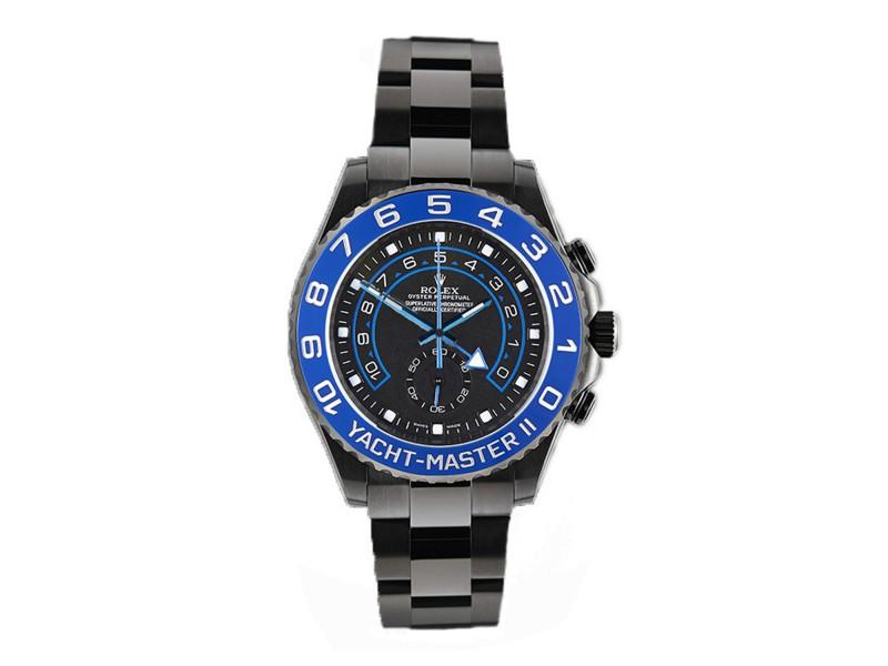 Rolex Yacht Master II 116680 DLC/PVD