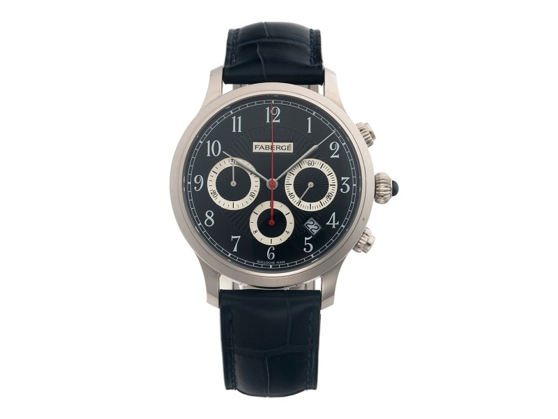 Agathon Chronograph 117WA207/3 40mm Mens Watch
