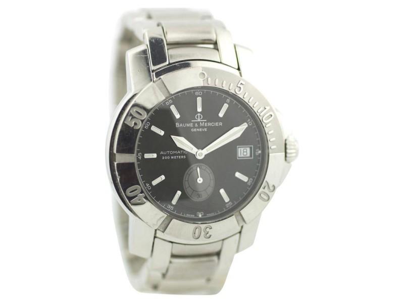 Baume & Mercier 65353 41mm Mens Watch