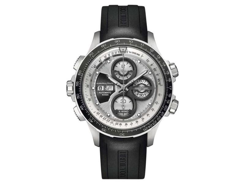 Hamilton X-Wind H77726351 45mm Mens Watch