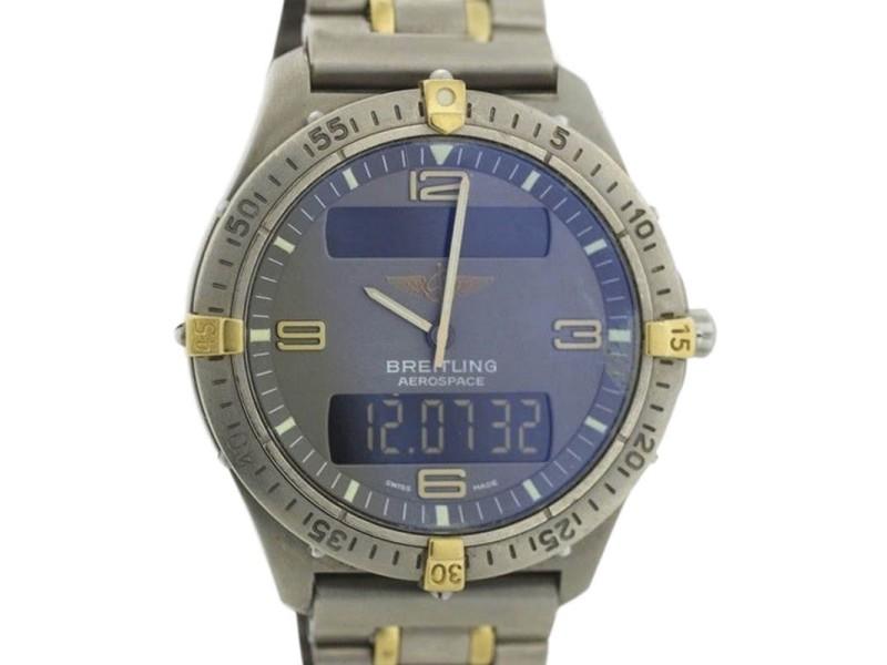 Breitling Aerospace F56062 40mm Mens Watch