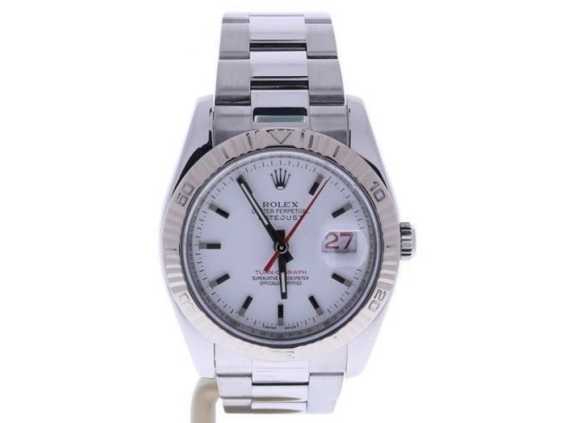 Rolex Datejust 116264 36mm Mens Watch