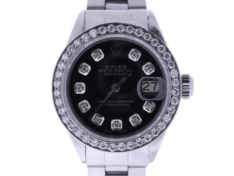 Rolex Date 6916 Vintage 26mm Womens Watch