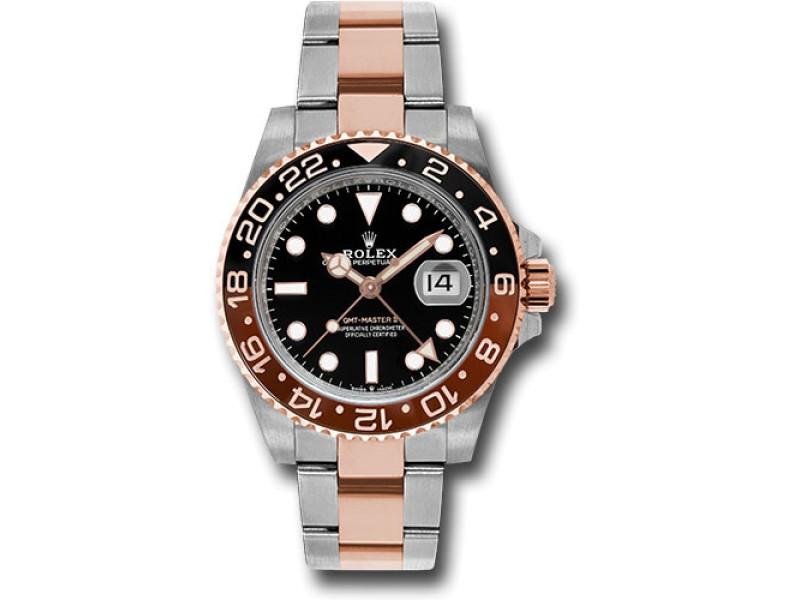Rolex GMT-Master II 126711BKSO 40mm Men's Watch