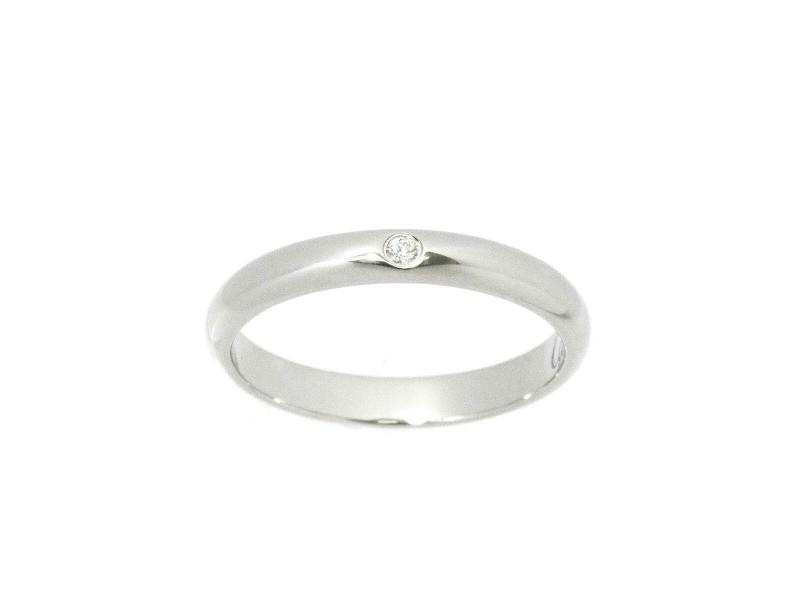 Cartier Platinum Classic Diamond Ring RCB-65