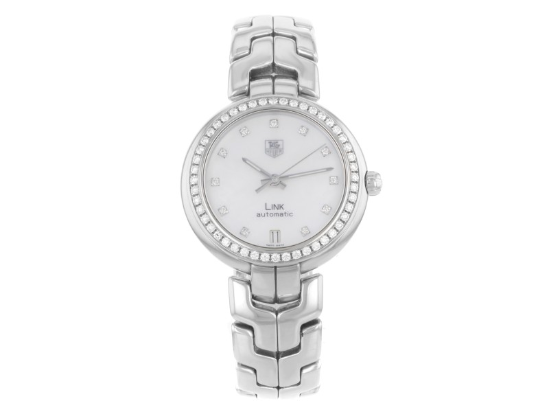 Tag Heuer Link WAT2314.BA0956 34.50mm Womens Watch