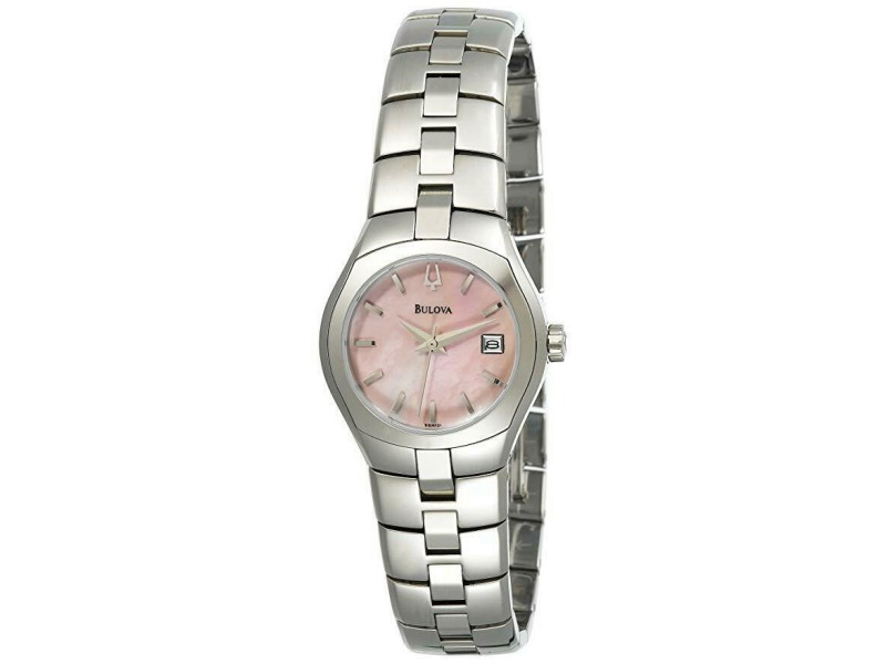 Bulova Bracelet Calendar Women's Quartz Watch 96M101