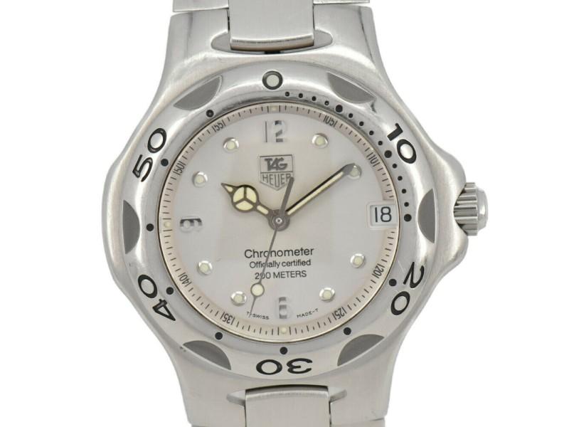 TAG HEUER Kirium WL5210 Professional 200m Automatic Boy's Watch