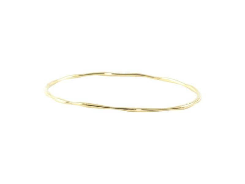 Ippolita 18k Yellow Gold Squiggle Bracelet
