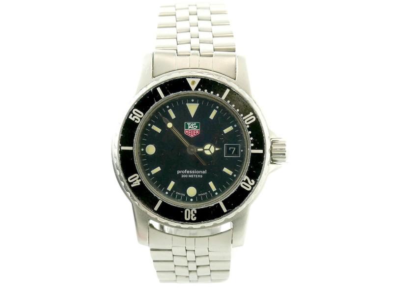 Tag Heuer 1500 Series 929.213G 37mm Mens Watch