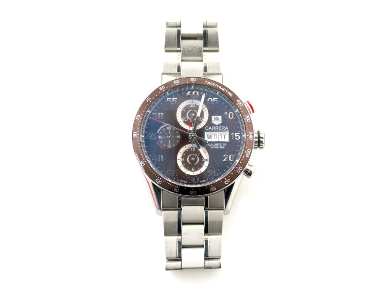 Tag Heuer Carrera CV2A12 44mm Mens Watch