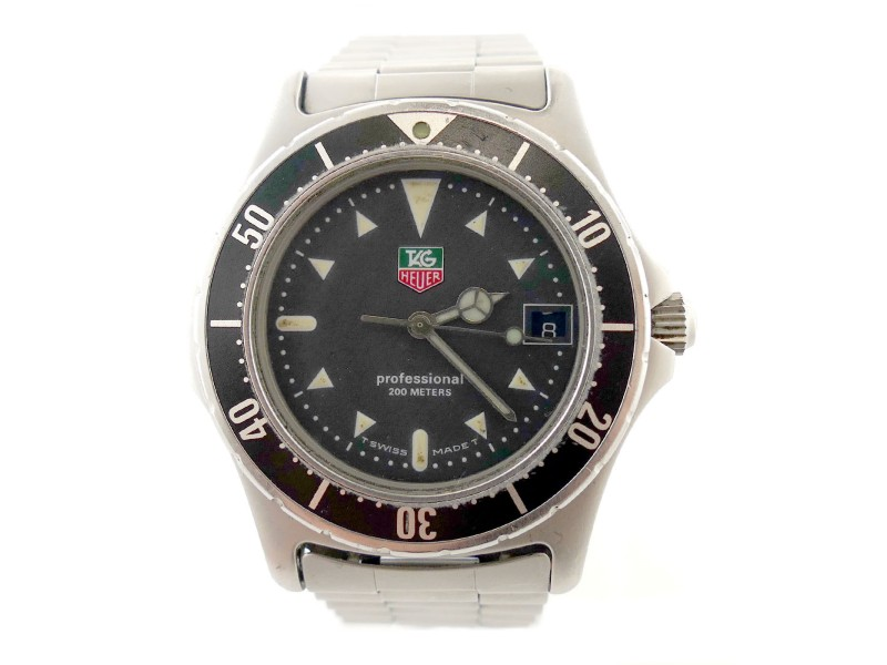 Tag Heuer 1500 Series 973.006F 37mm Mens Watch