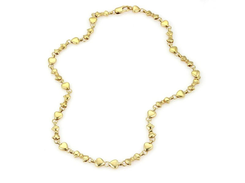 Tiffany & Co. 18k 18K Yellow Gold Necklace