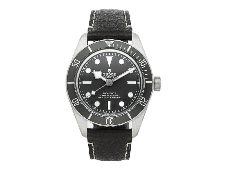 Tudor Black Bay Fifty-Eight 925 Sterling Silver Grey Dial Men Watch 79010SG-0001