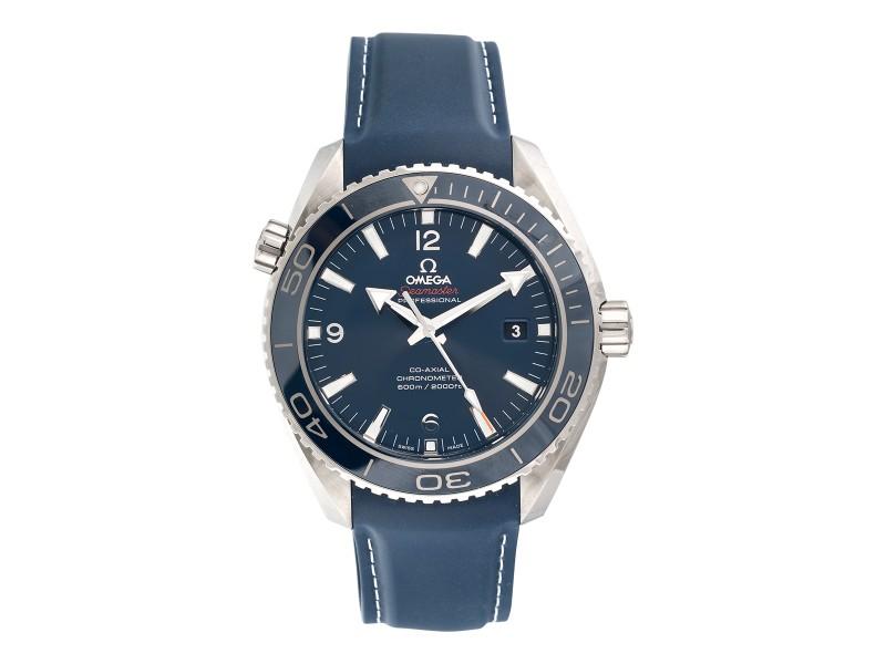 Omega Seamaster Planet Ocean 232.92.46.21.03.001 Titanium 45.5mm Mens Watch