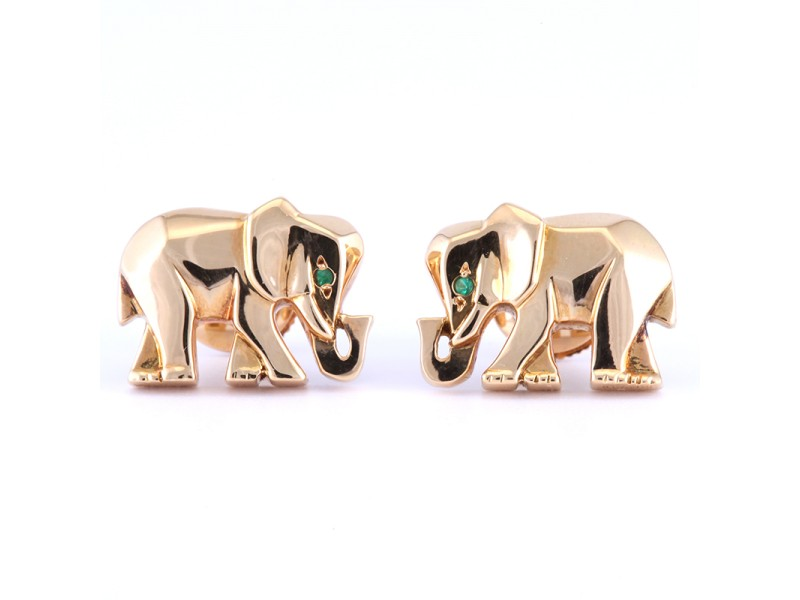 item diamond stud elephant shopping sydney farfetch earrings gold rose women evan