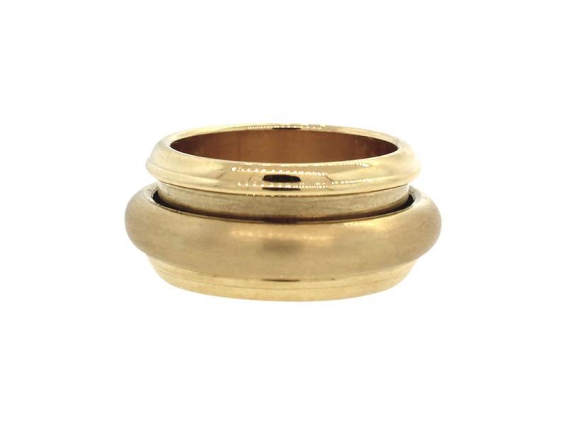 Piaget Posession Ring 18K Yellow Gold