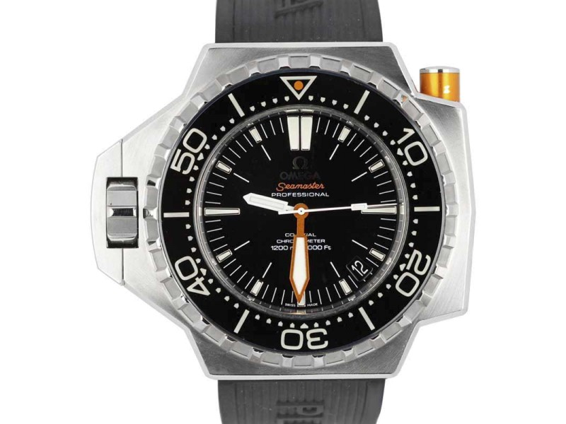 Omega Seamaster Ploprof 224.32.55.21.01.001 48mm Mens Watch