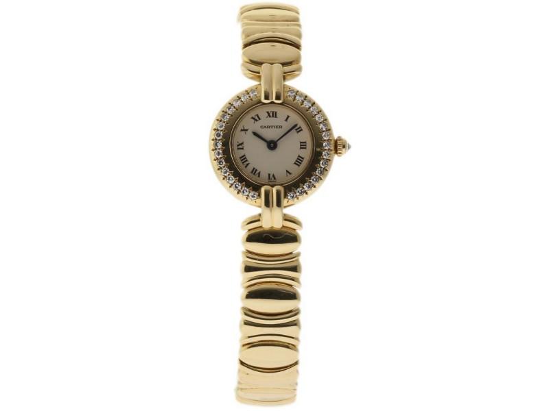 Cartier Colisee 525 23mm Womens Watch