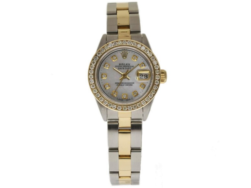Rolex Datejust 69173 26mm Vintage Womens Watch