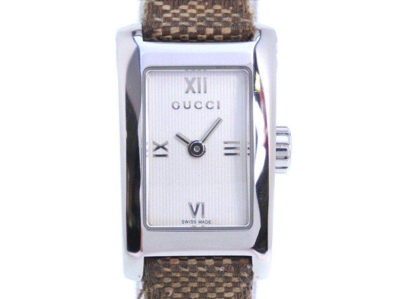 Guccci 8600 L 15mm Womens Watch