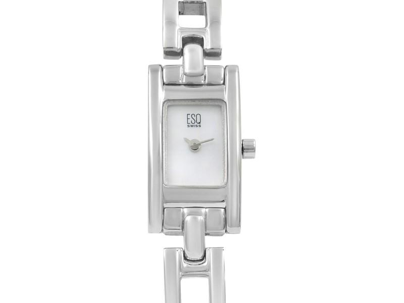 ESQ Women's Flair Watch Swiss Quartz Mineral Crystal 7100872