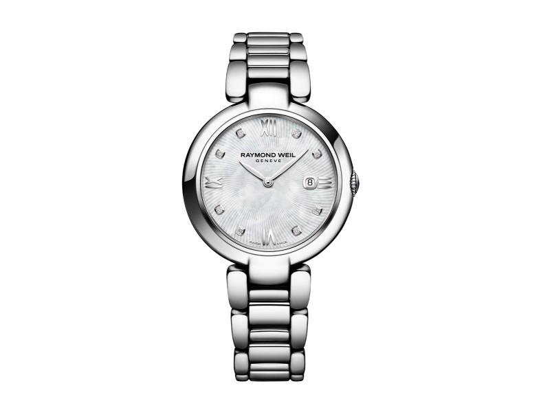Raymond Weil Shine 1600-ST-00995 Bracelet 32mm Womens Watch