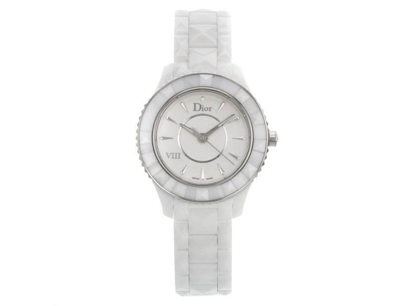 Christian Dior VIII CD1231E2C001 33mm Womens Watch