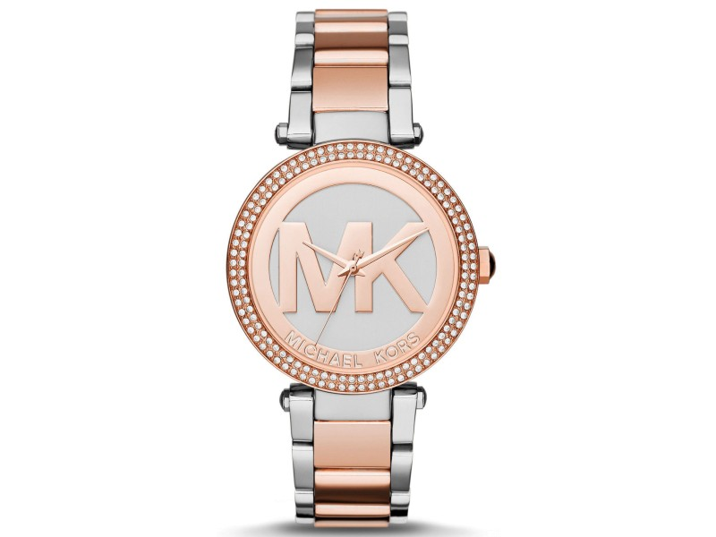 Michael Kors MK6314 Two Tone Stainless Steel 39mm Womens Watch