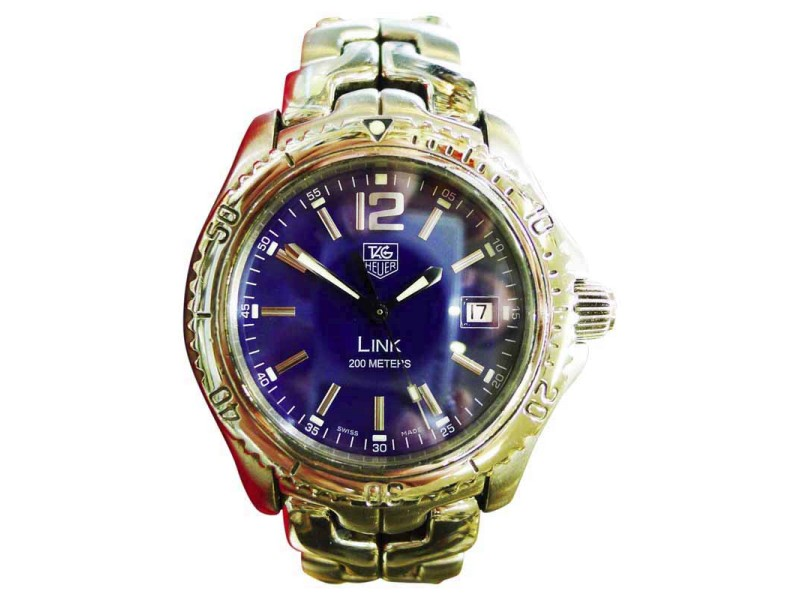Tag Heuer Link WT1113-0 40mm Mens Watch