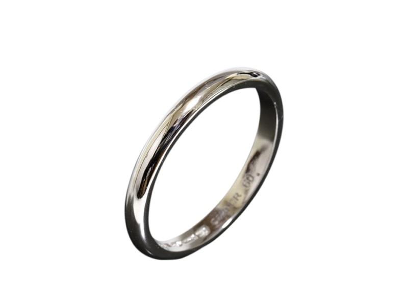Bulgari PT950 Platnum Ring Size 9