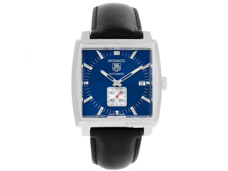 Tag Heuer Monaco WW2111.FC6204 37.5mm Mens Watch