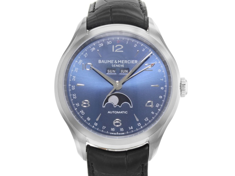 Baume & Mercier Clifton MOA10057 43mm Mens Watch