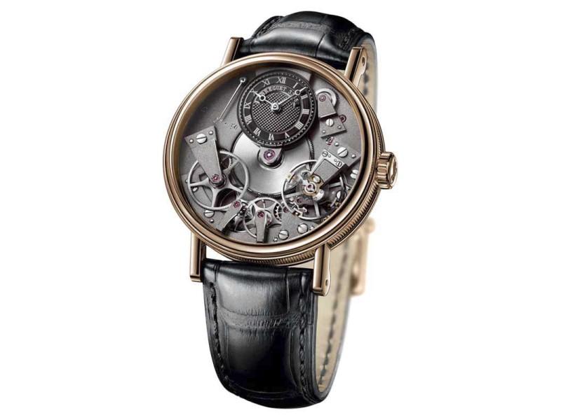 Breguet 7027br/g9/9v6  La Tradition Manual 37mm  Watch
