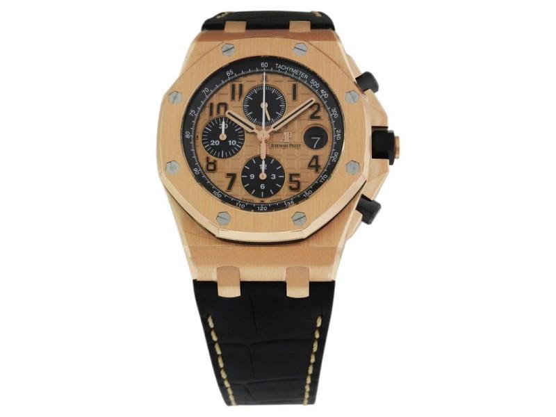 Audemars Piguet 26470OR.OO.A002CR.01 Royal Oak Offshore Chronograph Mens Watch