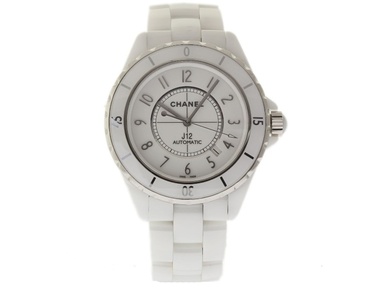 Chanel J12 H2981 Ceramic/Stainless Steel Automatic 42mm Unisex Watch