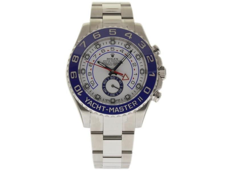 Rolex Yacht-Master II 116680 44mm Mens Watch
