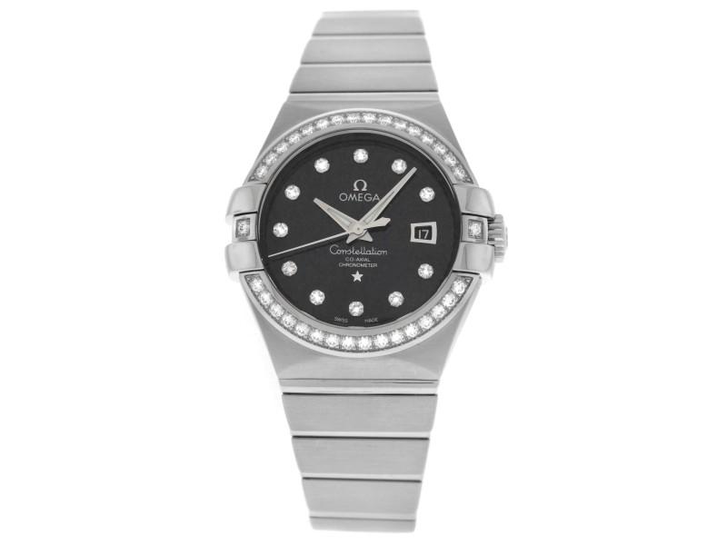 Omega Constellation 123.55.31.20.51.001 34mm Womens Watch