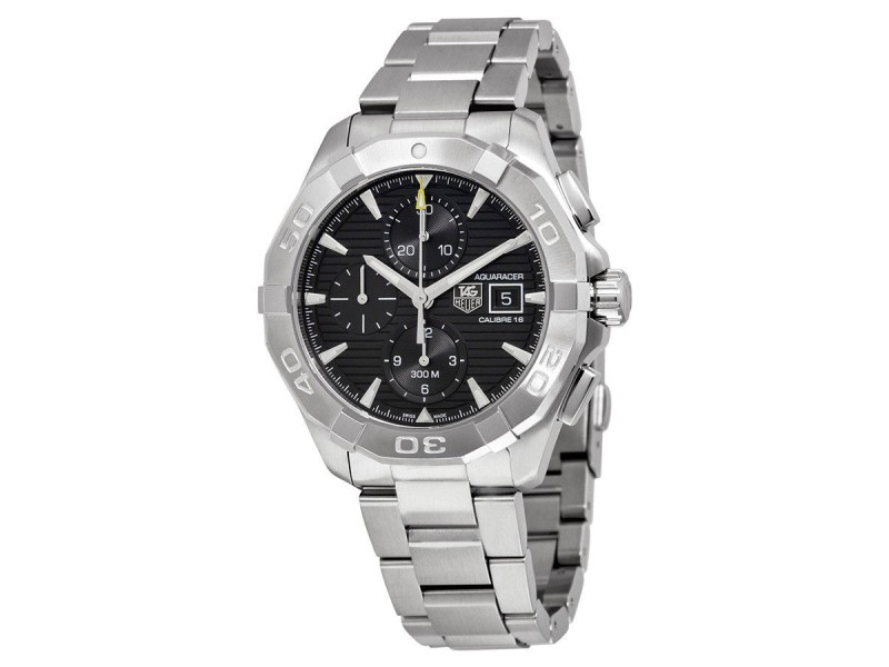 Tag Heuer Aquaracer CAY2110.BA0927 43mm Mens Watch