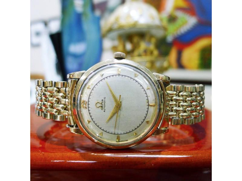 Omega Vintage 33.5mm Mens Watch